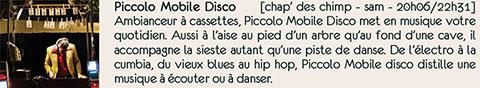 Piccolo Mobile Disco
