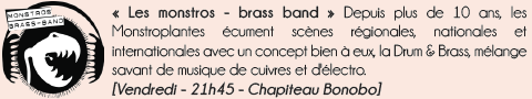 Les Monstros brass Band